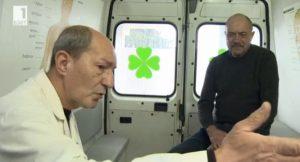 Д-р Маринов гостува на 'Зелената Линейка' по БНТ